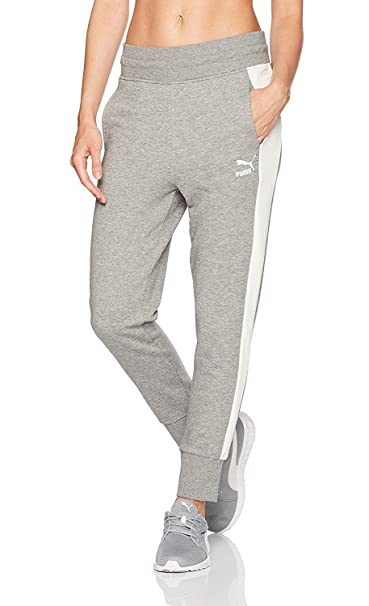 3ecce257e045 PUMA Women s Sweat Jogger Pants at Amazon Women s Clothing store