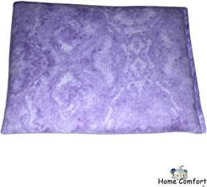 Microwaveable Heating Pad (Purple)
