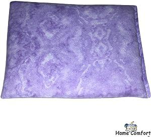 Microwaveable Heating Pad (Purple)