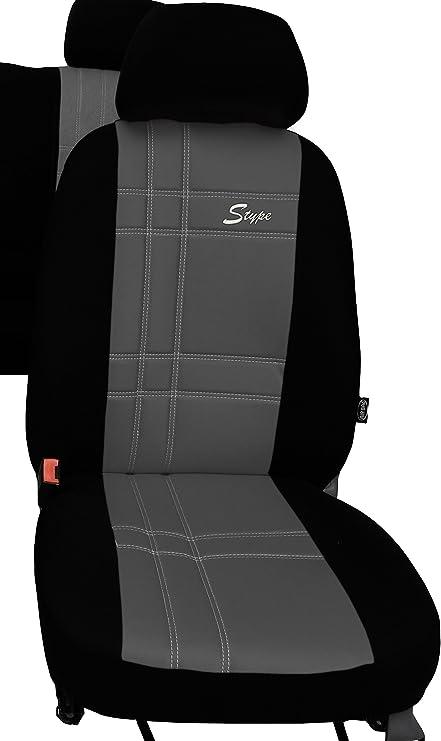 Pokter Alc Maßgefertigte Sitzbezüge T5 9 Sitzer Design S Type Grau Auto