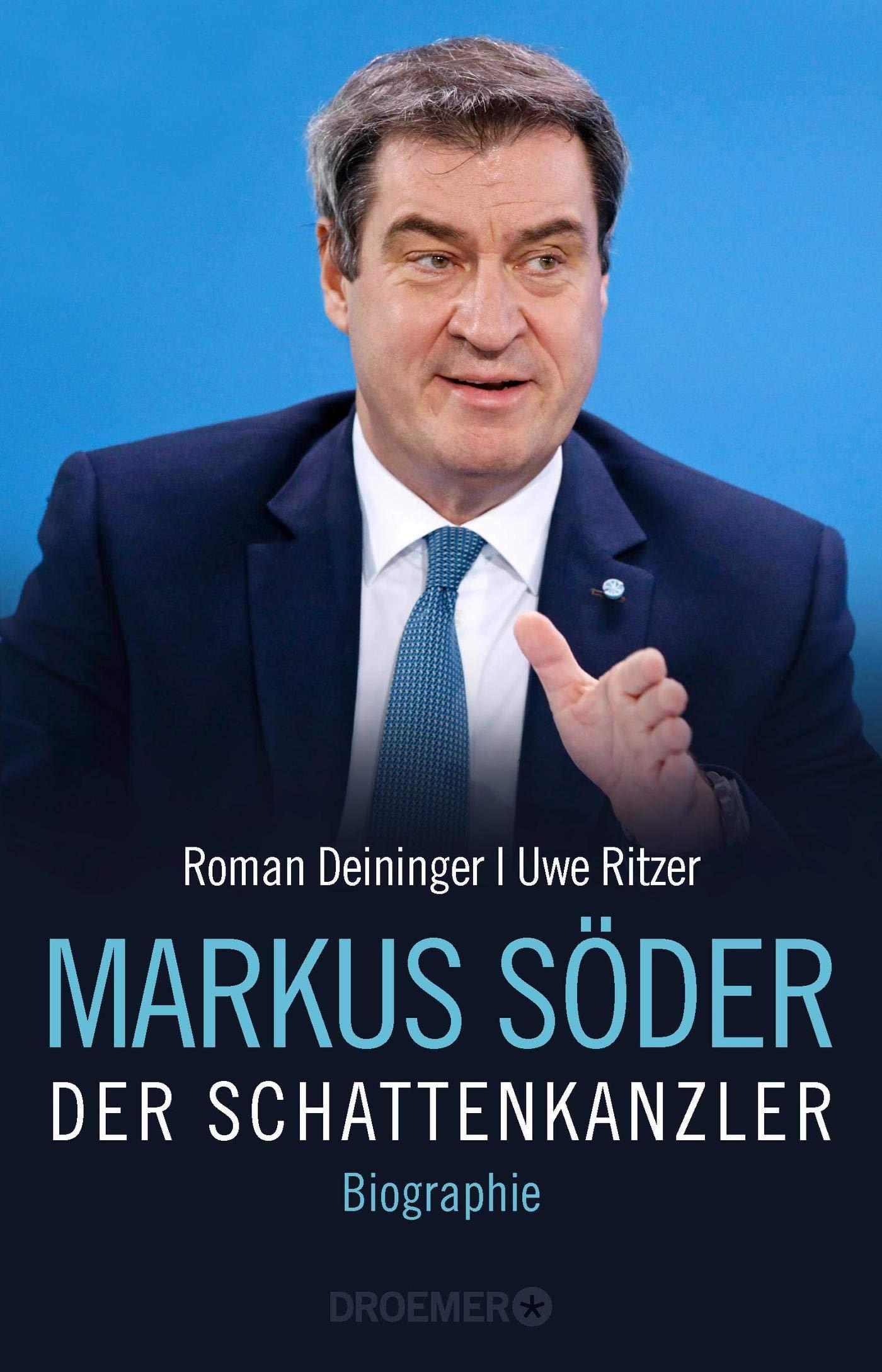 Markus Soder Der Schattenkanzler 9783426278567 Amazon Com Books