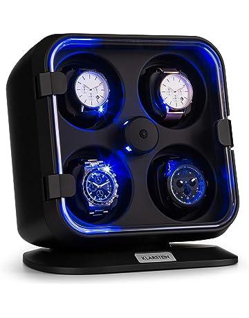 Cajas giratorias para relojes | Amazon.es