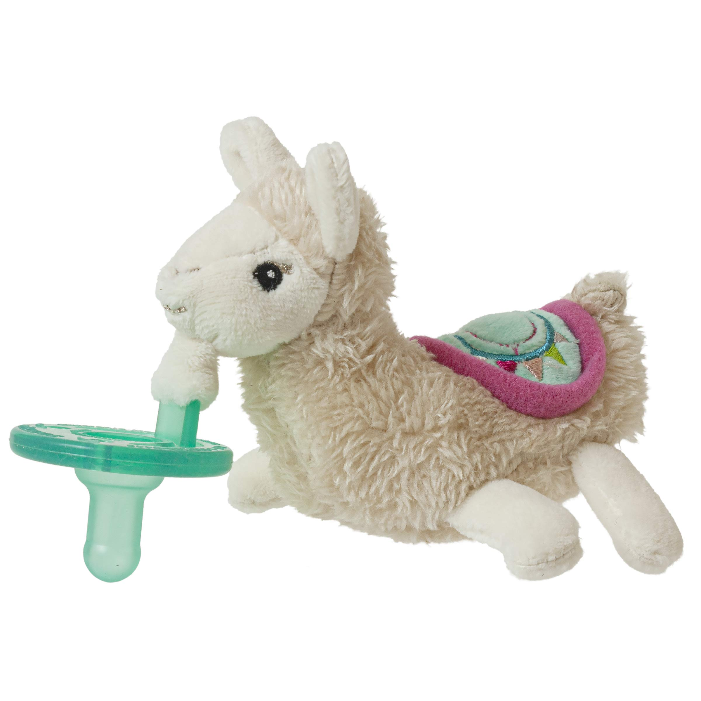 Mary Meyer WubbaNub Soft Toy and Infant Pacifier, LilyLlama by Mary Meyer