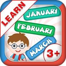 Learn Months Of Year - Kids Fun
