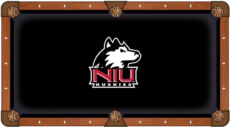 Northern Illinois Huskiesブラックwith NIU