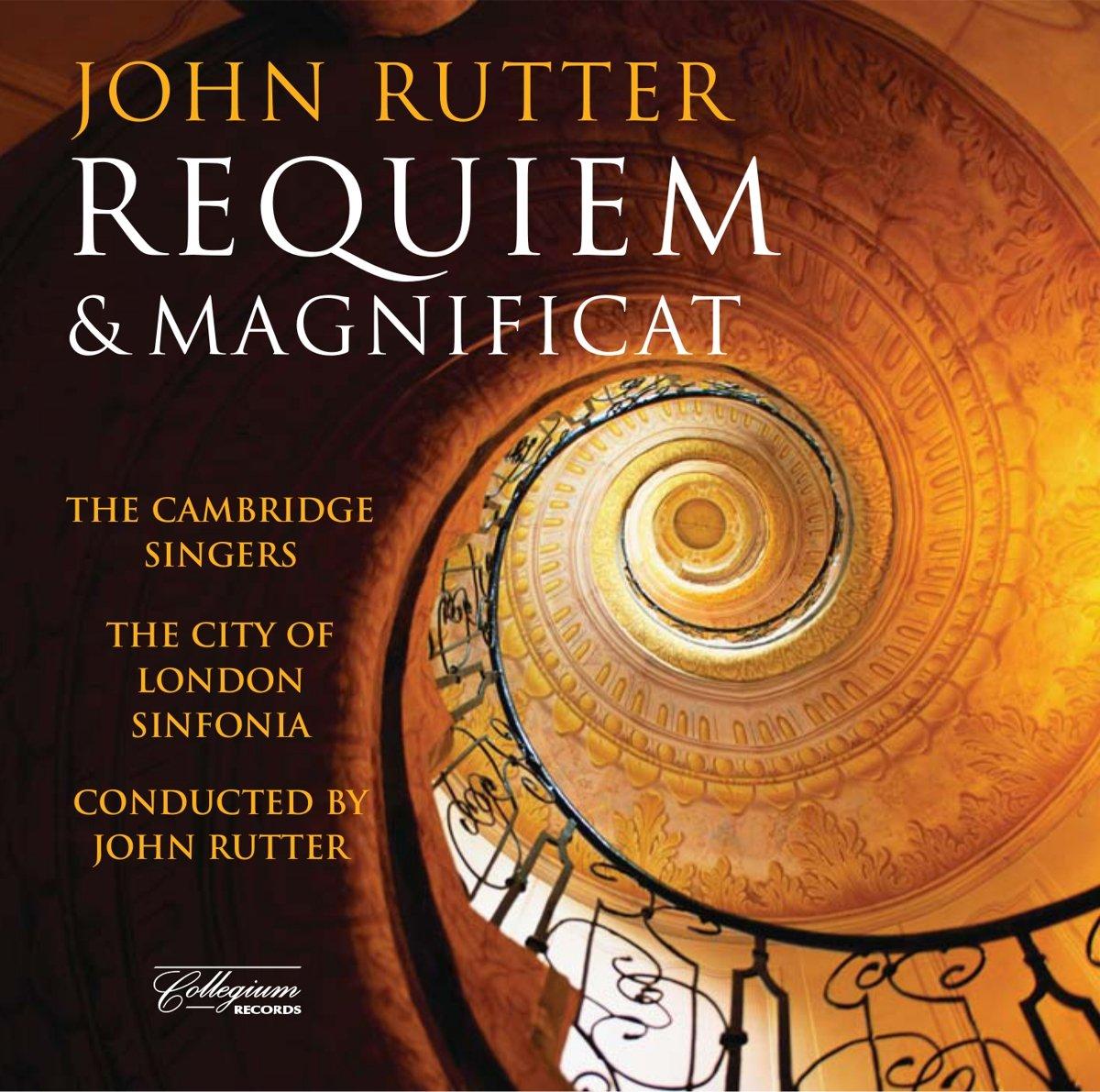Rutter: Requiem & Magnificat by Collegium Records