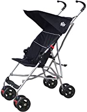 Bily Umbrella Stroller, Black