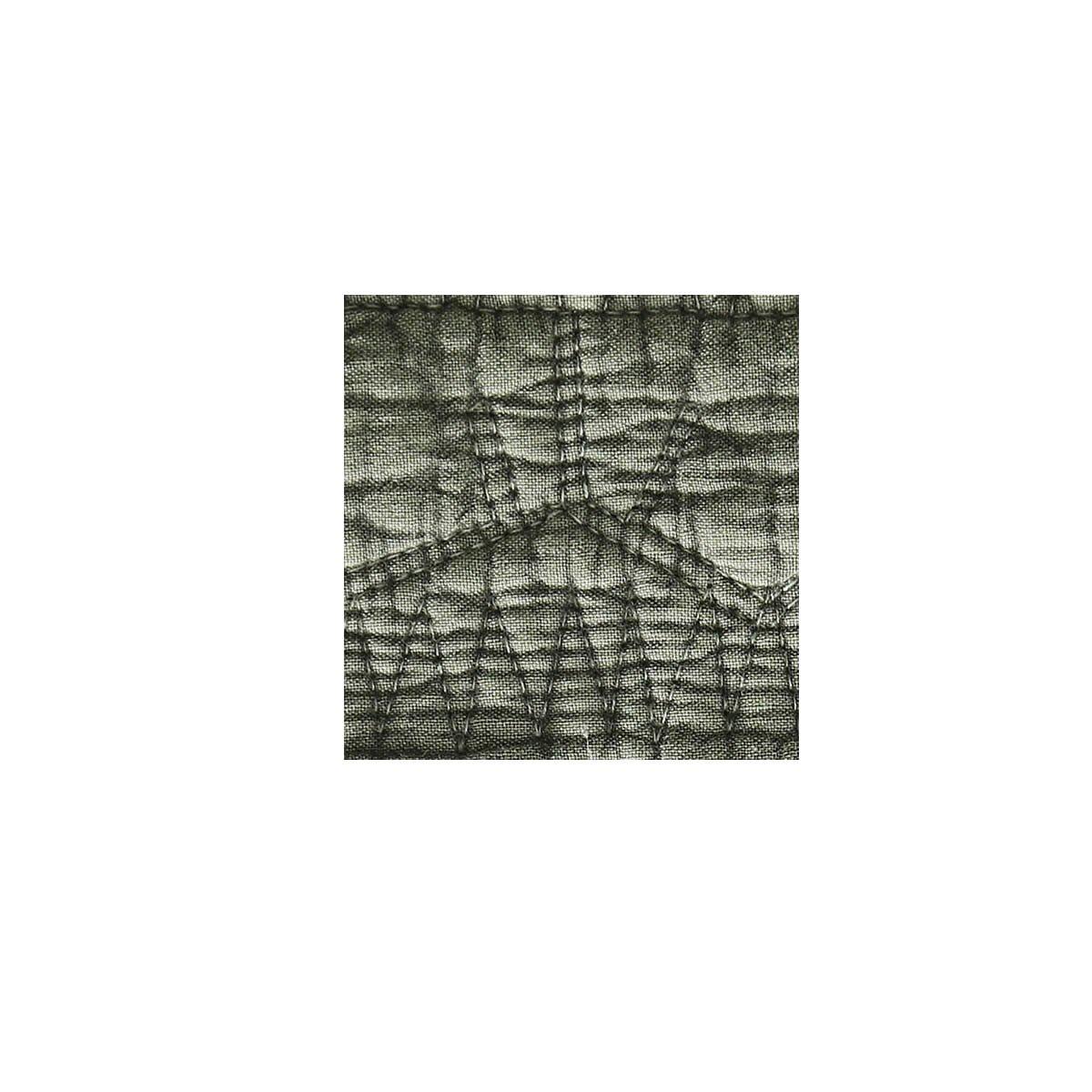 カーキ/【130cm×185cm】Scheinen コットン100% 綿100% キルト マルチカバー ラグ ソファカバー ベッドカバー ケット  カーキ B07DHQ5H2F