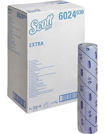 SCOTT* Extra Papel Camilla (59W) 6024 - 6 rollos x 135 servicios de