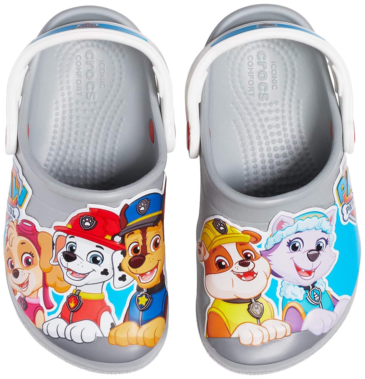 Crocs Kids Paw Patrol Clog Slip on