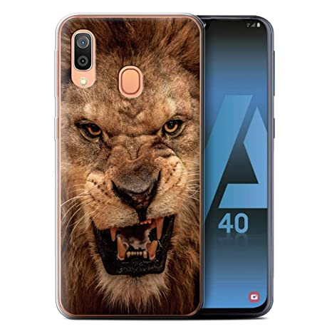 coque samsung a40 animaux design