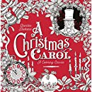 A Christmas Carol: A Coloring Classic