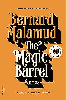 the magic barrel characters