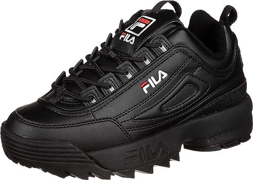 Fila Disruptor Low W Shoes BlackBlack: Amazon.co.uk: Shoes