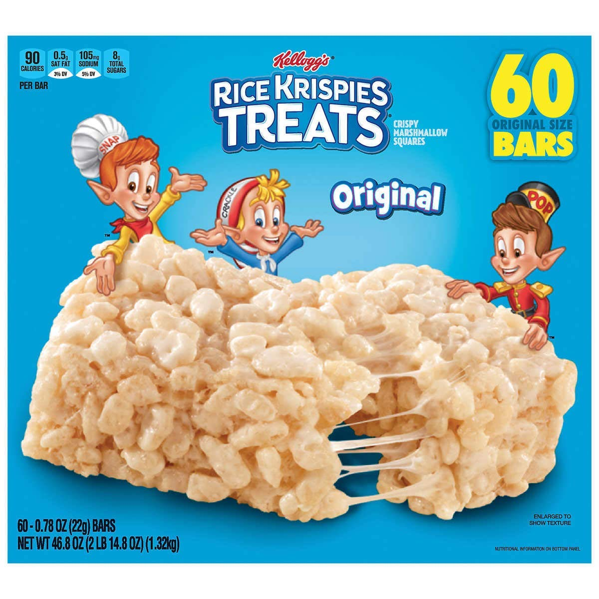KEB17120 - Rice Krispies Treats