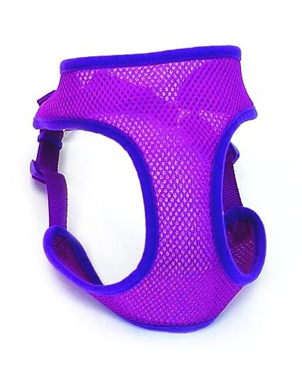 Amazon.com : Coastal Pet Comfort Soft Wrap Adjustable Harness, 5/8