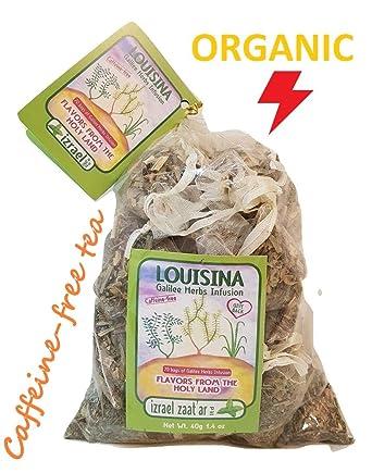 Té orgánico de la Galilea – Galilee Infusiones de hierbas ...