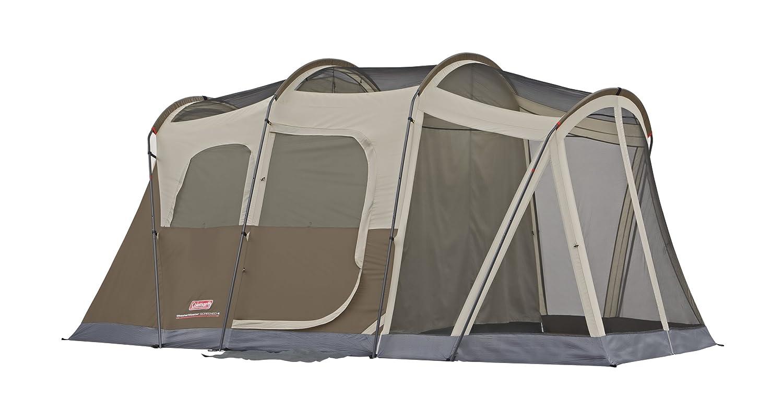 sc 1 st  Amazon.com & Amazon.com : Coleman WeatherMaster Screened 4 Tent : Sports u0026 Outdoors