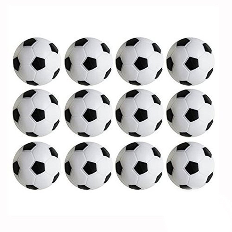 HUJI Foosballs Replacement Mini Soccer Balls