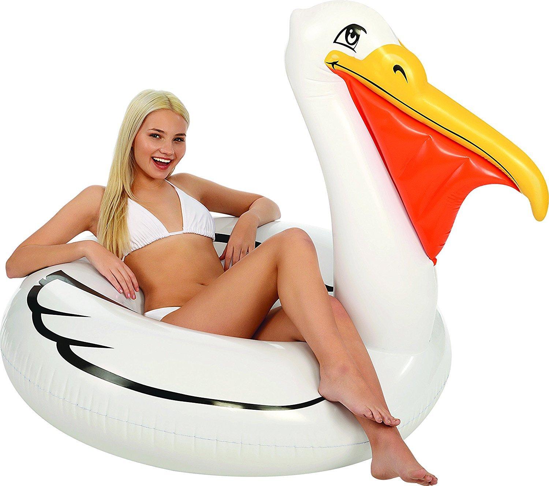 Kangaroo Pool Floats; Jumbo Pelican Inner Tube 5 Ft. [並行輸入品]   B06XW7PDQK