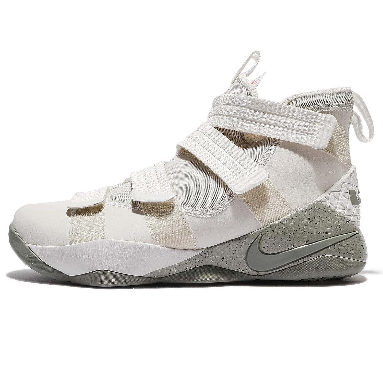 (ナイキ) レブロン ソルジャー XI SFG EP メンズ バスケットボール シューズ Nike Lebron Soldier XI SFG EP 897647-005 [並行輸入品] B076P9W2K8 25.5 cm LIGHT BONE/DARK STUCCO-BLACK