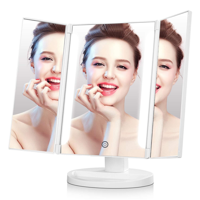 Les M Studio Makeup Mirror Mugeek Vidalondon