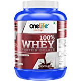 OneLife Whey Protein Isolate Chocolate (2 Kg)