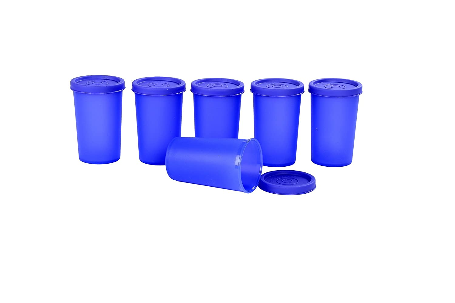 Signoraware Nano Round Big Plastic Container Set Set of 6