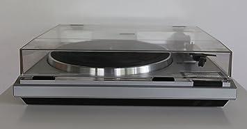 Pioneer PL-980 Tocadiscos automático en plata: Amazon.es ...