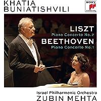 Pack: Liszt: Piano Concerto No 2 Y Beethoven: Piano Concerto No 1