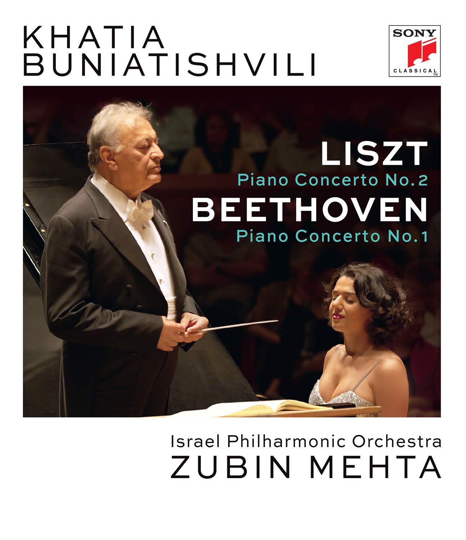 Pack: Liszt: Piano Concerto No 2 Y Beethoven: Piano Concerto No 1 [DVD]
