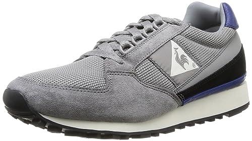 Le Coq Sportif Zapatillas de deporte para mujer Gris Grigio (Gris (Titanium)): Amazon.es: Zapatos y complementos