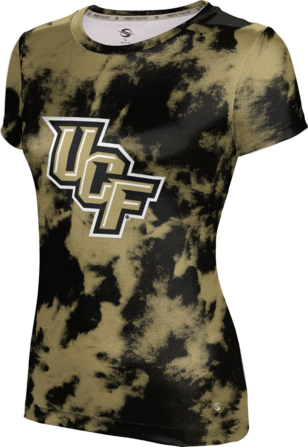 ProSphere University of Central Florida Girls Performance T-Shirt Grunge
