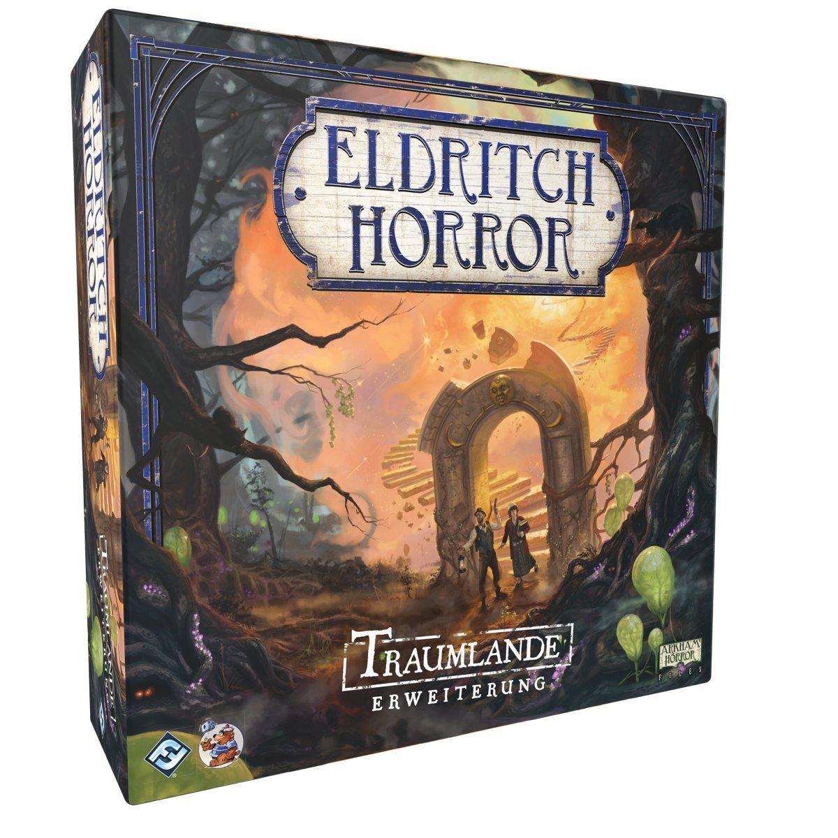 Eldritch Horror - Traumlande • Erweiterung: Amazon.de: Spielzeug