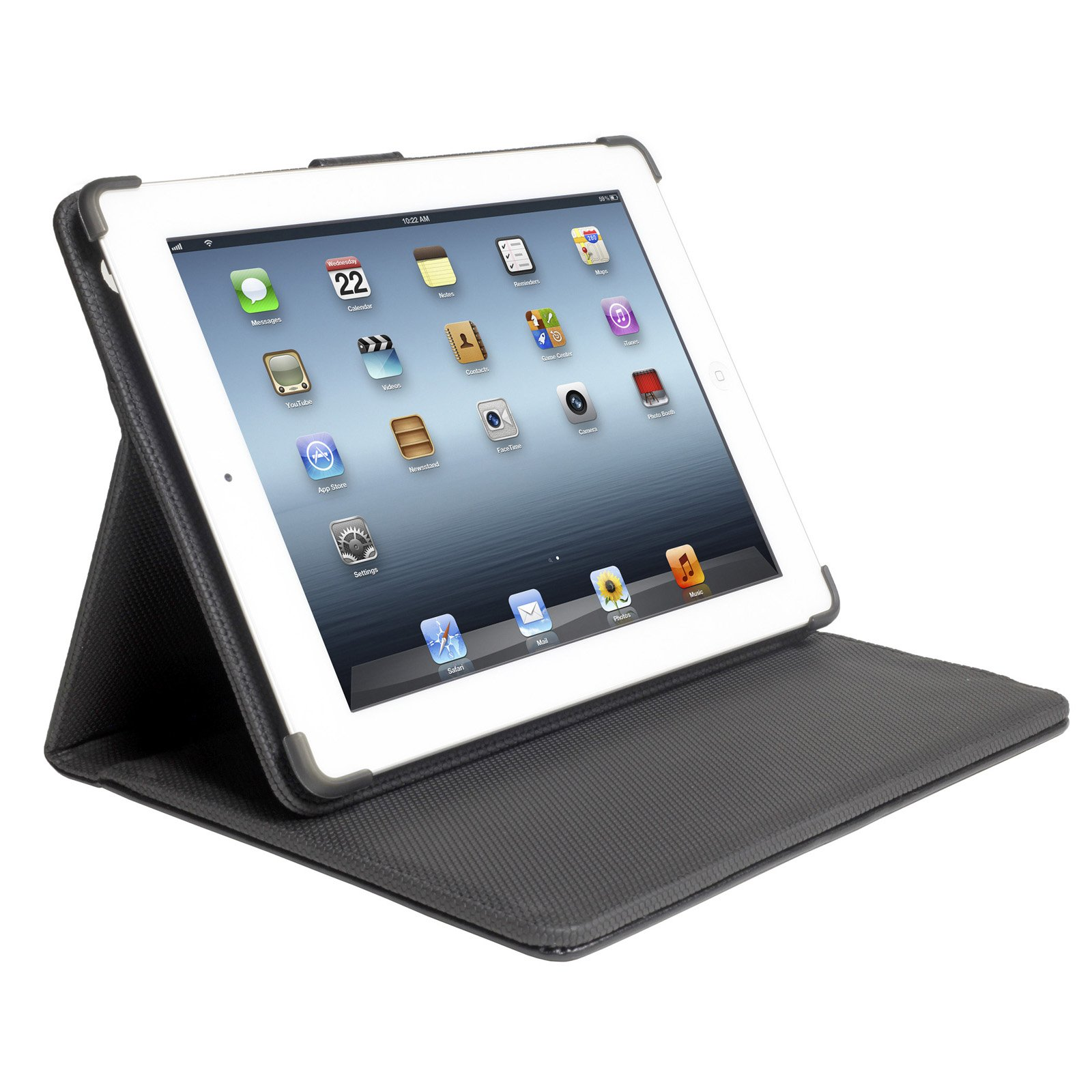 PCT Brands Props 12,000mAh Power Folio Case for iPad 2 by PCT Brands (Image #4)