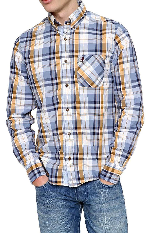 Marlboro Classics Shirt , Color: Plaid