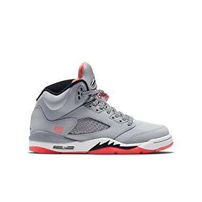 5881b9183f00 Nike Women s Air Jordan 5 Retro GG Running Shoes