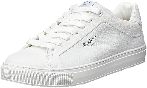 Pepe Jeans London Adams Samy, Zapatillas para Mujer: Amazon.es: Zapatos y complementos