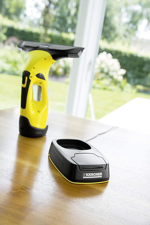 Karcher 1.633-447.0 utensilio limpiacristales Negro, Blanco, Amarillo - Limpiador de Ventanas (280 mm, 125 mm, 325 mm): Amazon.es: Informática