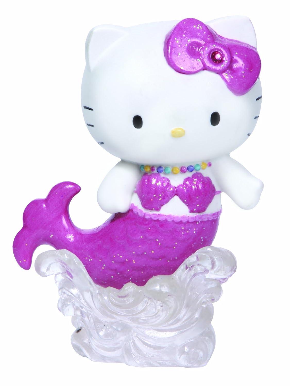 cb2eb1e41 Amazon.com: Precious Moments Hello Kitty Mermaid Collectible Figurine: Home  & Kitchen