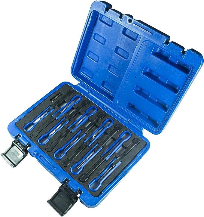 Universal Entriegelungswerkzeug Auspinwerkzeug Kabelverbinder Lösewerkzeug 12 Teilig Auto