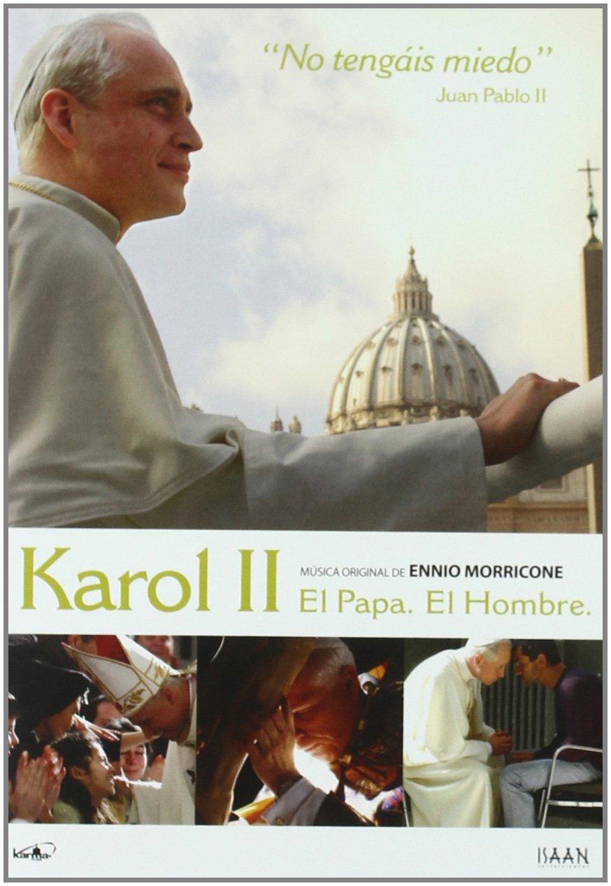 Karol II: El Papa. El Hombre [DVD]: Amazon.es: Piotr Adamczyk ...