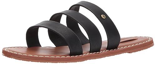 Roxy Women's Sonia Multi Strap Slide Sandal