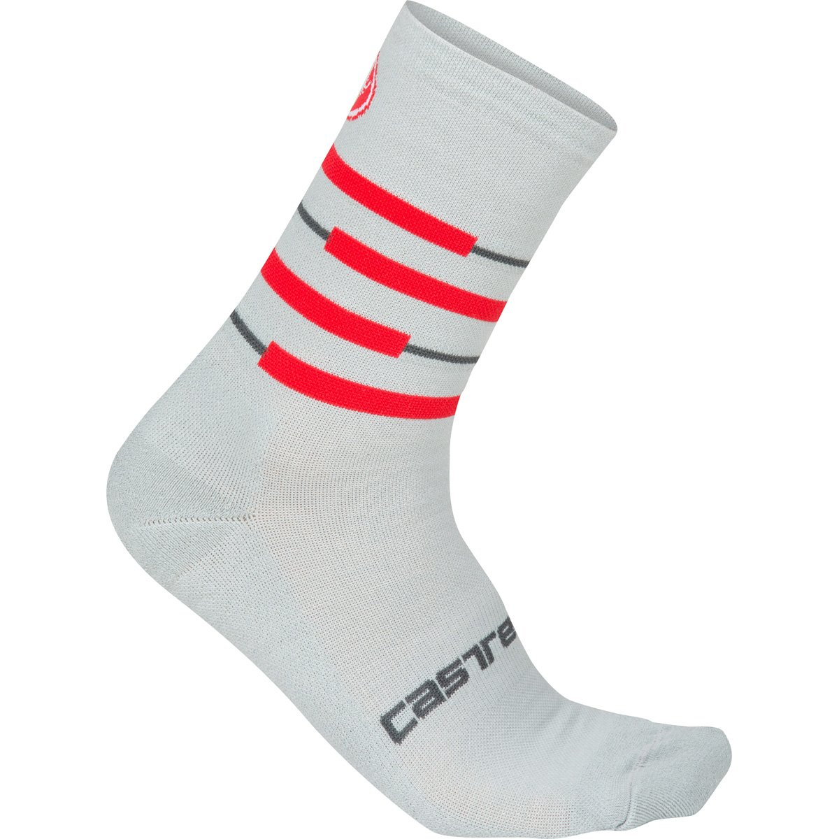 Amazon.com : Castelli 2016/17 Incendio 15 Cycling Sock - R16570 : Sports & Outdoors