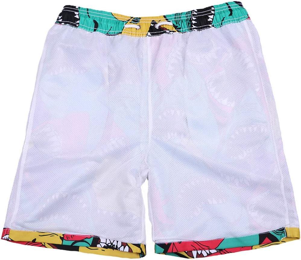 Mens Swim Trunks Quick Dry Surfing Swimming Shorts Summer Bathing Suits Mesh Lining Zulmuliu