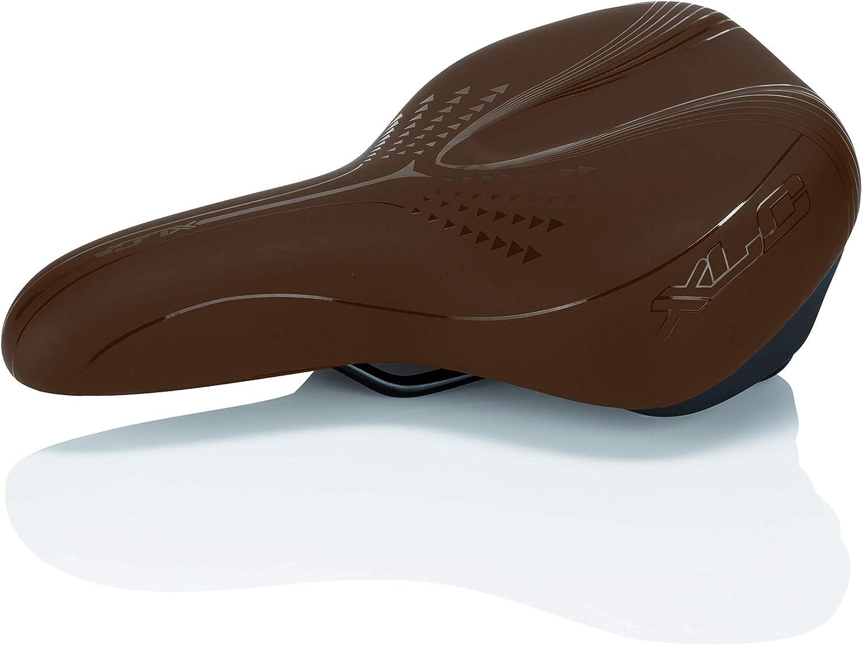XLC Everyday III – Sillín de Bicicleta, Color marrón, tamaño ...