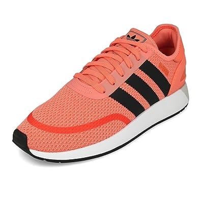 adidas N 5923 Chalk Coral Black White: Amazon.co.uk: Shoes