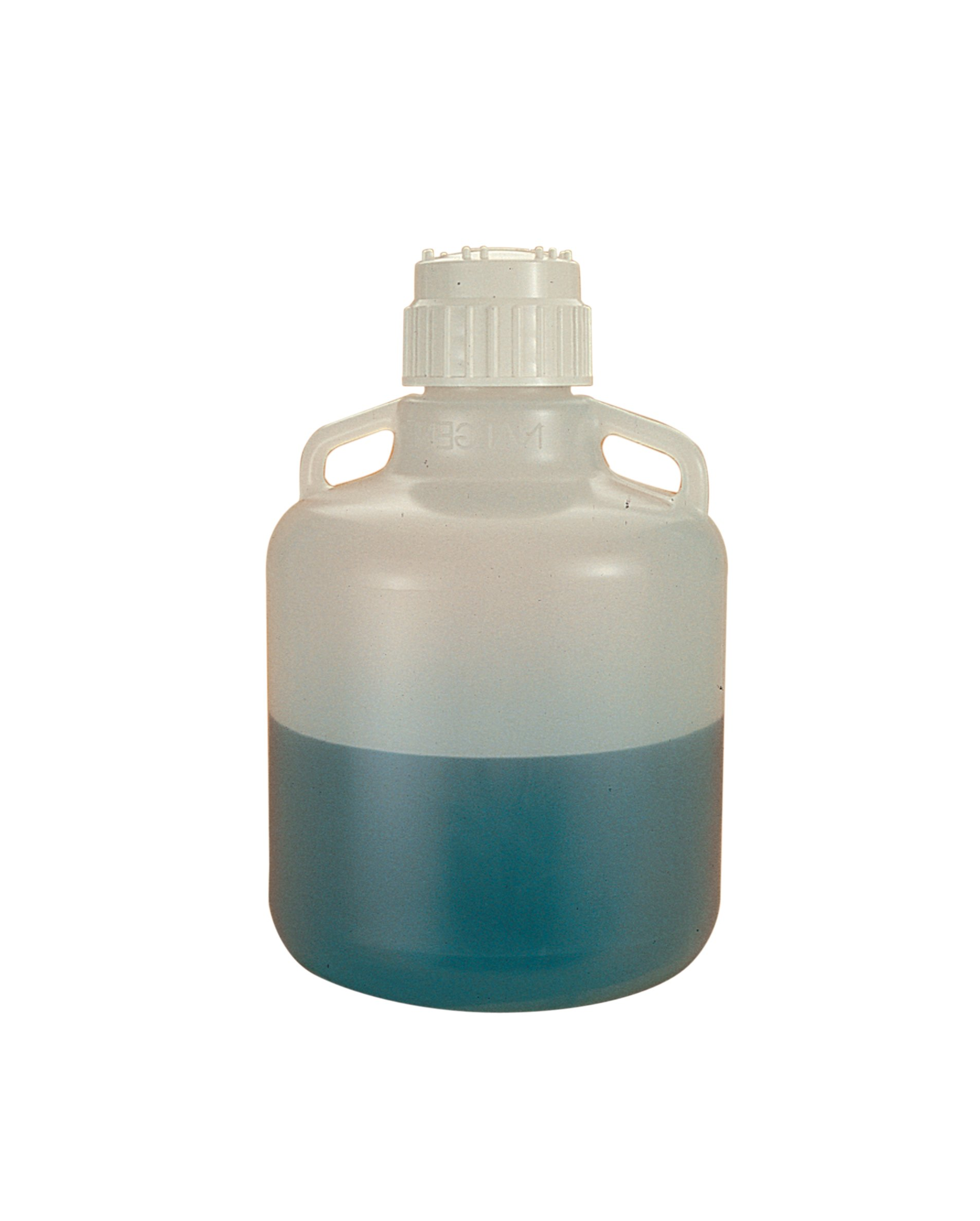 Nalgene Polypropylene Carboys with Handles Autoclavable, 20 Liters Capacity (Case of 4)