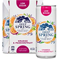 Deep Spring Orange and Passionfruit 24 x 250mL