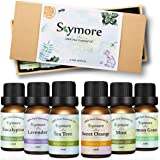 SKYMORE Aromatherapy Essential Oil Blend Set,Relaxation Essential Oils Kit For Diffuser, Gift Set for Aromatherapy…